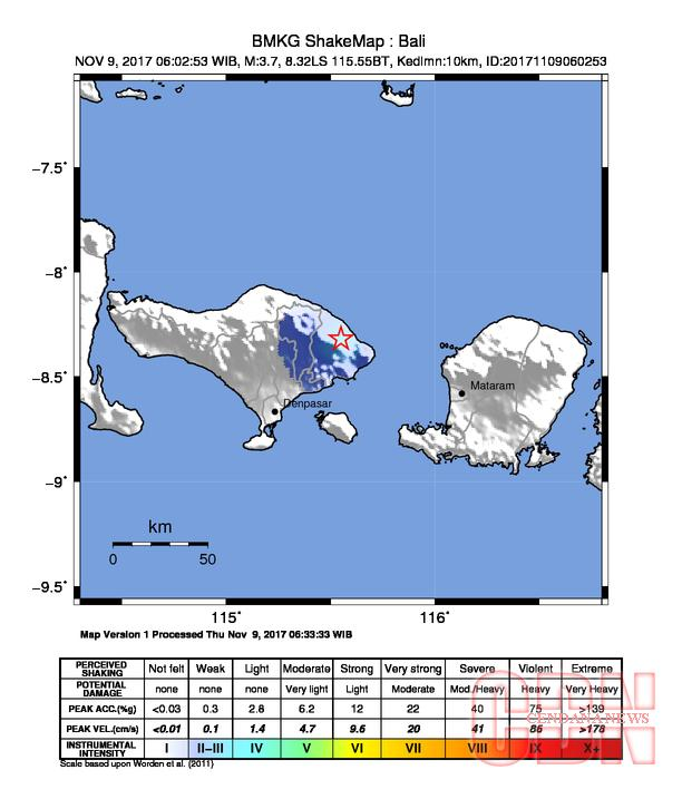 Image Result For Bali Gempa